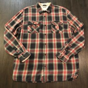 VANS Off The Wall Button Front Shirt
